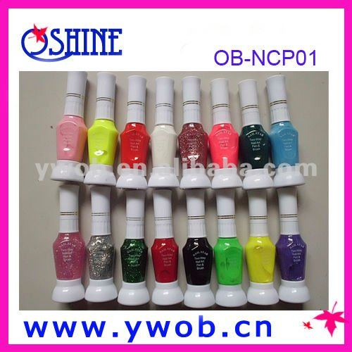 Two Way Fashional Nail Art Painter Pen Polish Buy Two Way