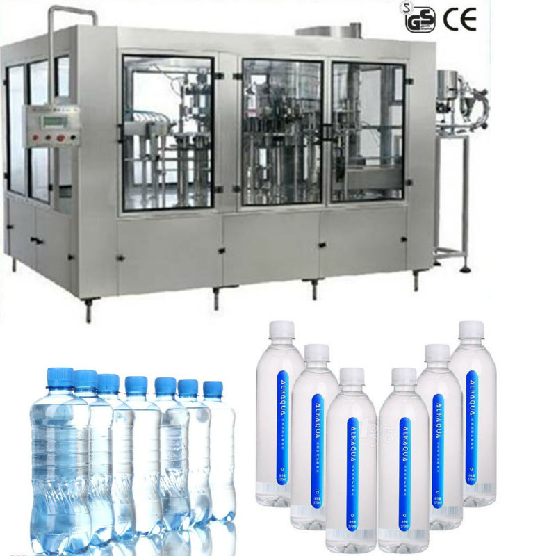 MIC12-12-5 high quality 3-in-1 mineral water plant machinery cost mineral water plant cost
