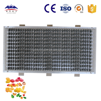 Jelly candy making machine starch mould