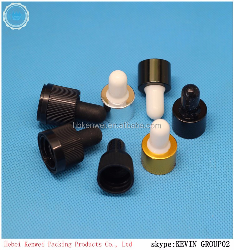 Pipette Dropper Rubber Sealing Plastic Bottle Cap Childproof For ...