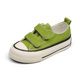 Small Quantity Unisex School Kids Casual Canvas Footwear Cheap Soft Easy Wear Canvas Casual Shoes