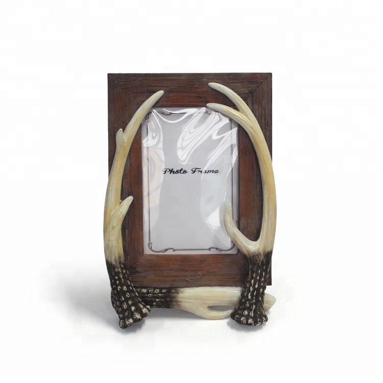 Europe style antique wood photo frames