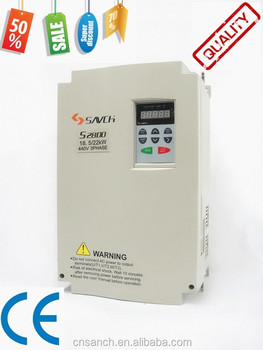 (agent required)energe saving 0.75Kw~15Kw VSD 440v 400v 380v 3 phase ac motor speed controller for Screen printing machine