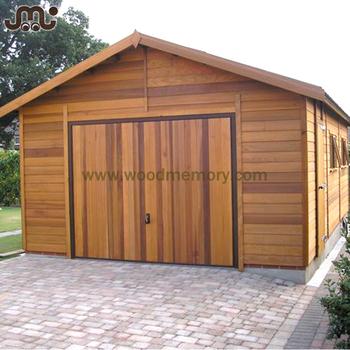 deluxe double doors atex wooden car garage buy car. Black Bedroom Furniture Sets. Home Design Ideas