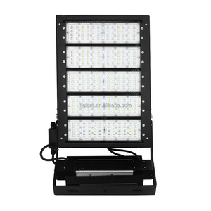 140lm/w waterproof football projector stadium lighting 500w led floodlight