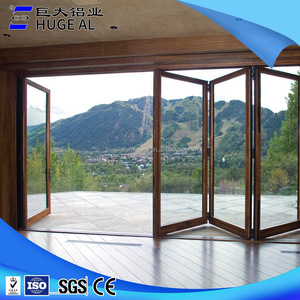 OEM manufacture folding door toilet