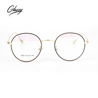 Glazzy stock optical frames reading glasses AC lenses
