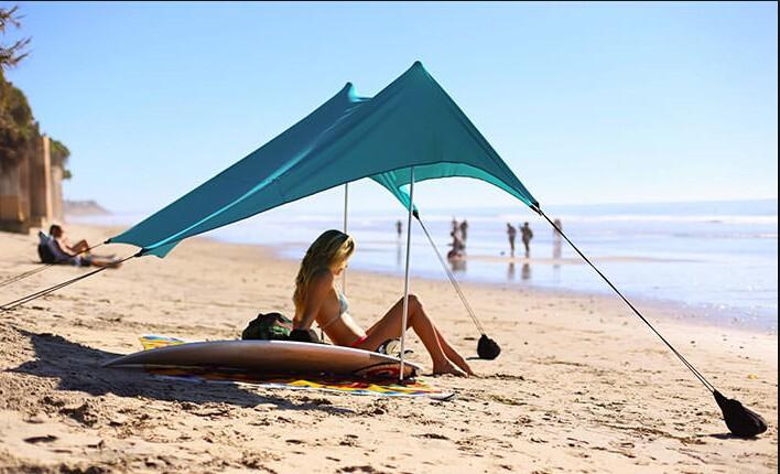 Wholesale Ultimate UV Protection Shelter Sport Canopy Beach Umbrella Tent Sunproof