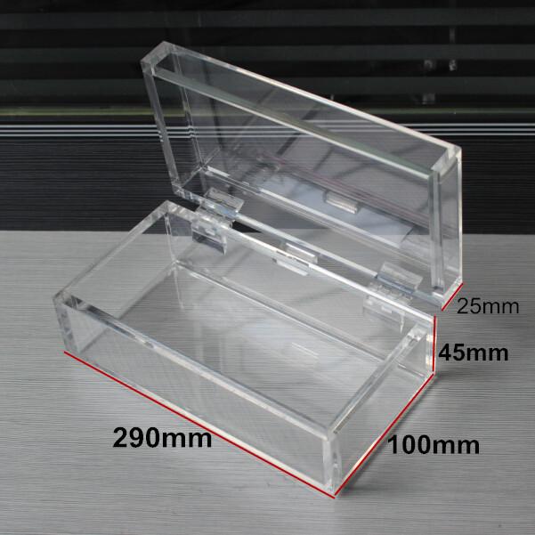 Manufacturing Clear Acrylic Display Box With Hinged Lidalibaba Hot