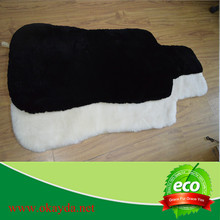 Well fit car seat covers for auto fur 100% pure Australian sheepskin capes for car