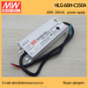 MEAN WELL 70W 350mA Constant Current LED Driver PFC UL CE CB HLG-60H-C350A