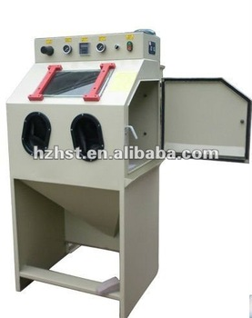Suction System Dry Blasting Cabinet