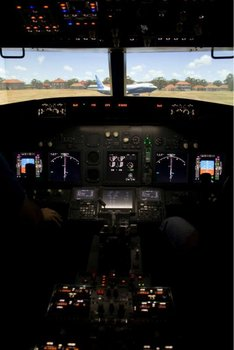 737-800 Replica Jet Flight Simulator - Buy Fixed Base Training Device,737  Simulator,Aviation Product on Alibaba com