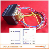 86PP power transformer for hifi tube amplifier
