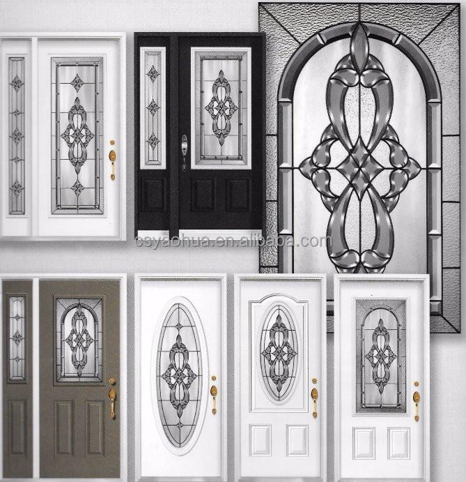 Decorative Front Door Glass Inserts Lowes Decorative Front Door