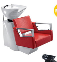 New High quality hair salon shampoo chairs with wash unit NO.: RHS-B6063