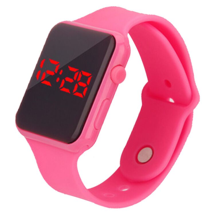Wrist Watches Men Children Fashion Unisex Digital LED Sports Watch