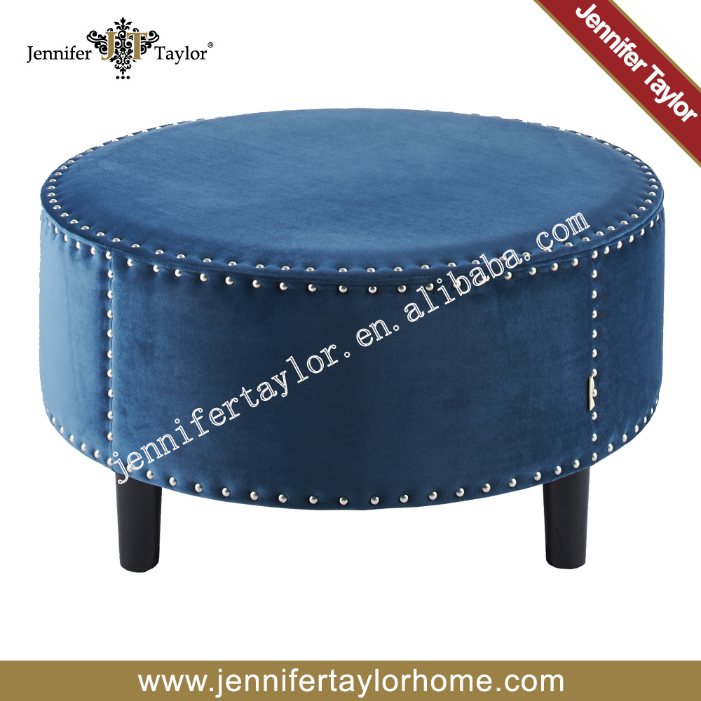 Removable Wooden Foot Stool Low