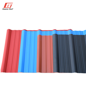 building materials guangzhou upvc material pvc roof tiles pvc roof gutter philippines