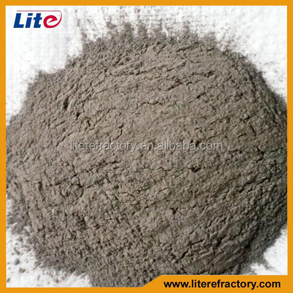 High Strength High SiO2 Content Refractory Ramming Silica Mass for Induction Furnace Wall Lining