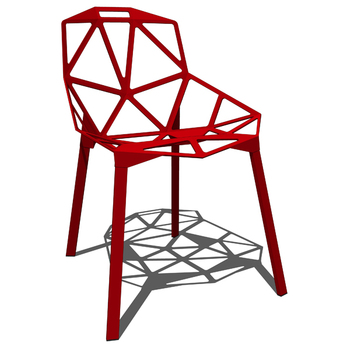replica konstantin grcic magis chair one aluminum outdoor chair buy chair one outdoor chair. Black Bedroom Furniture Sets. Home Design Ideas