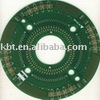 multilayer round pcb board.multilayer pcb designer.microcontroller pcb board