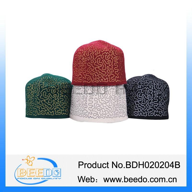 7fbc70eb4 Fashion Czech Islam Muslim Kufi Embroidery Man Hat Hand Made - Buy  Embroidery Man Hat,Hat Hand Made Embroidery,Czech Islam Muslim Kufi Hat  Product on ...