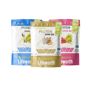 Lifeworth whey casein protein concentrate drink