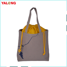 Custom printing eco-friendly promotional non woven shopping tote bag