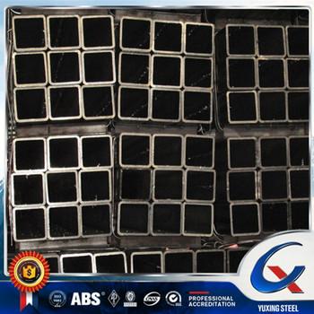 Profile Steel Galvanized Ms Square Pipe Weight Chart Price Per Kg
