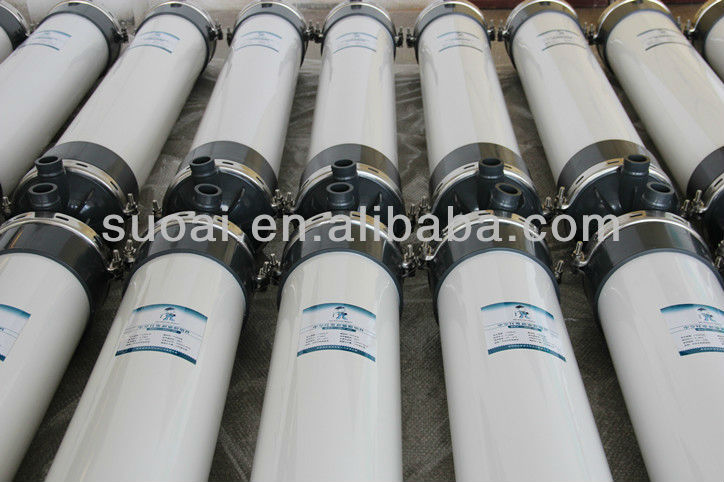 pvdf hollow fiber cartridge / industrial using Durable in use 8'' uf /hollow fiber membrane filter price for drinking water