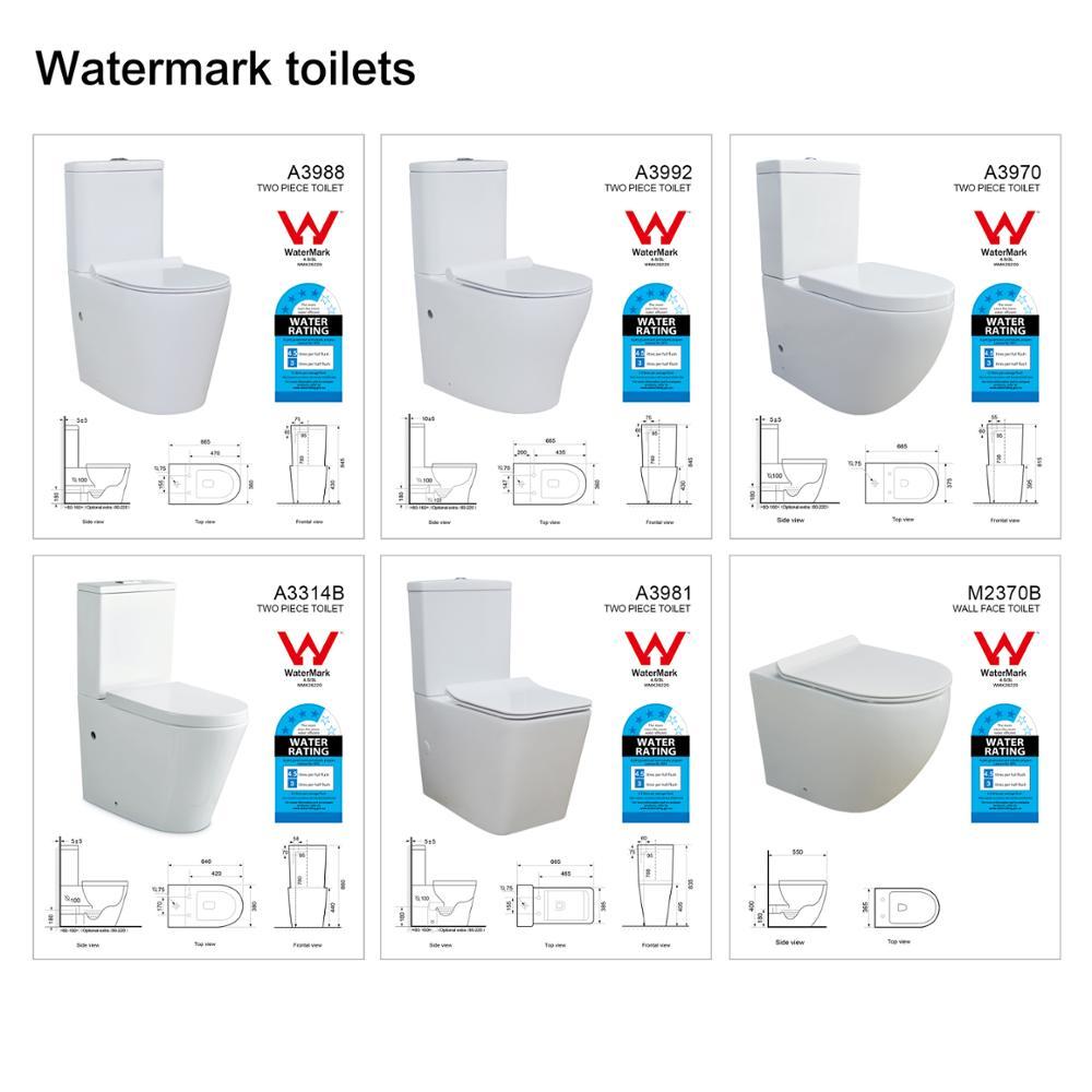 Toilet Bowl Brand Movewayda Two Piece Toilet Rimless Dual Flush ...