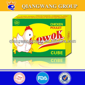 Food Flavoring Bouillon Cube Ingredients Chicken Flavoring Tablet