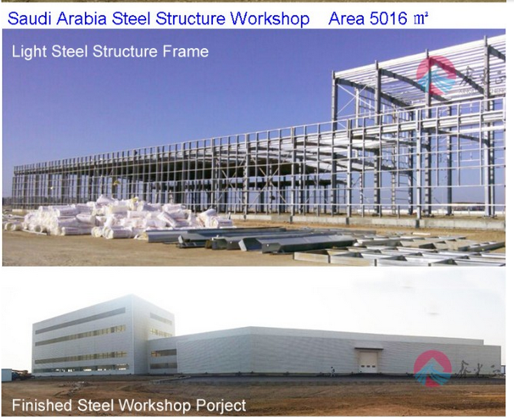 Steel Structure Storage Building Construction Company