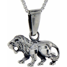 wholesale lion pendant/ lion head pendant