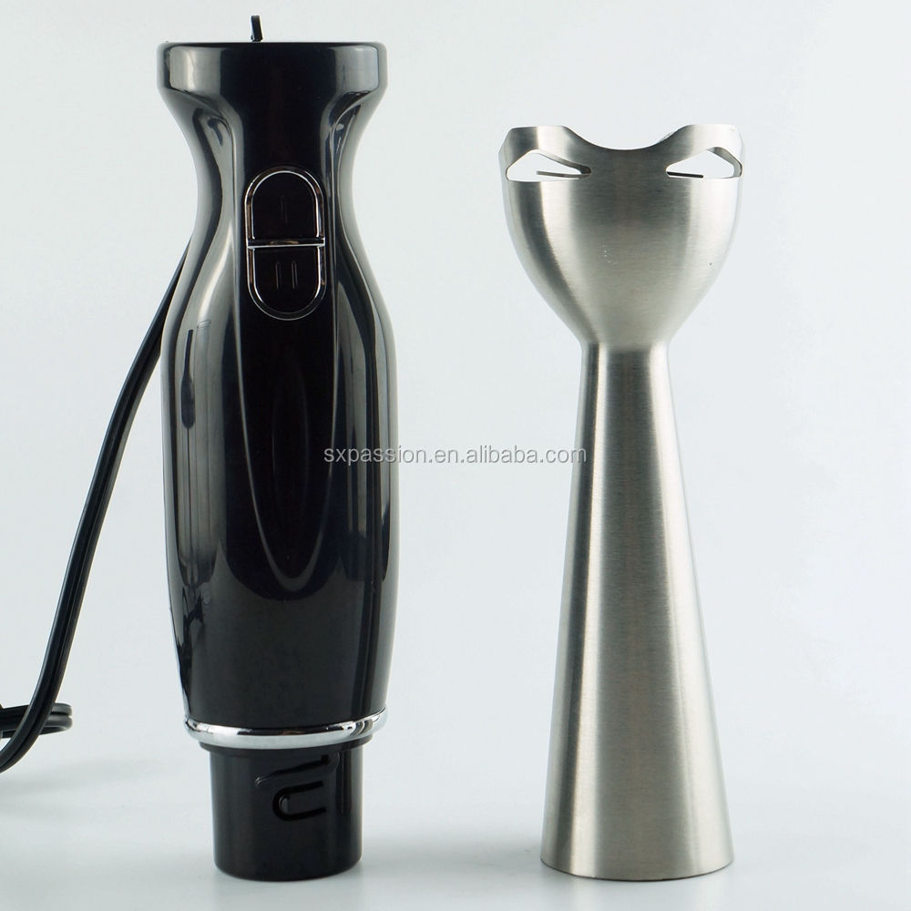 Hot Sell 300W stainless steel Immersion hand blender