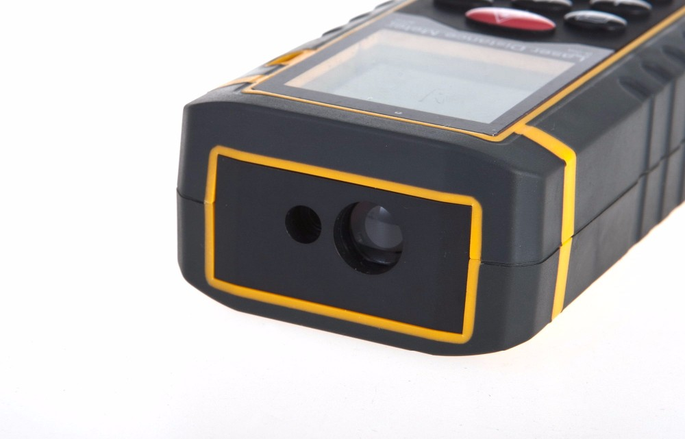 Portable Handheld Laser Distance Measure Range finder Meter for 40m 60m 80m 100m