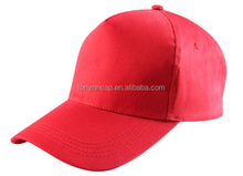 Custom design blank 6-panel baseball cap with logo 5 panel baseball cap and hat