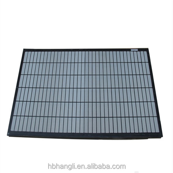 HangLi High Quality For Oil Field Kemtron 28 Series Shale Shaker Screen