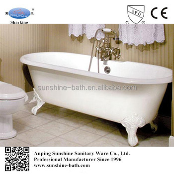 Cast Iron Bathtub For Sale Clawfoot Tubs Prices Very Small Bathtubs