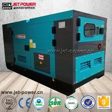 water powered 30000 watt canopy soundproof diesel generators with spare parts