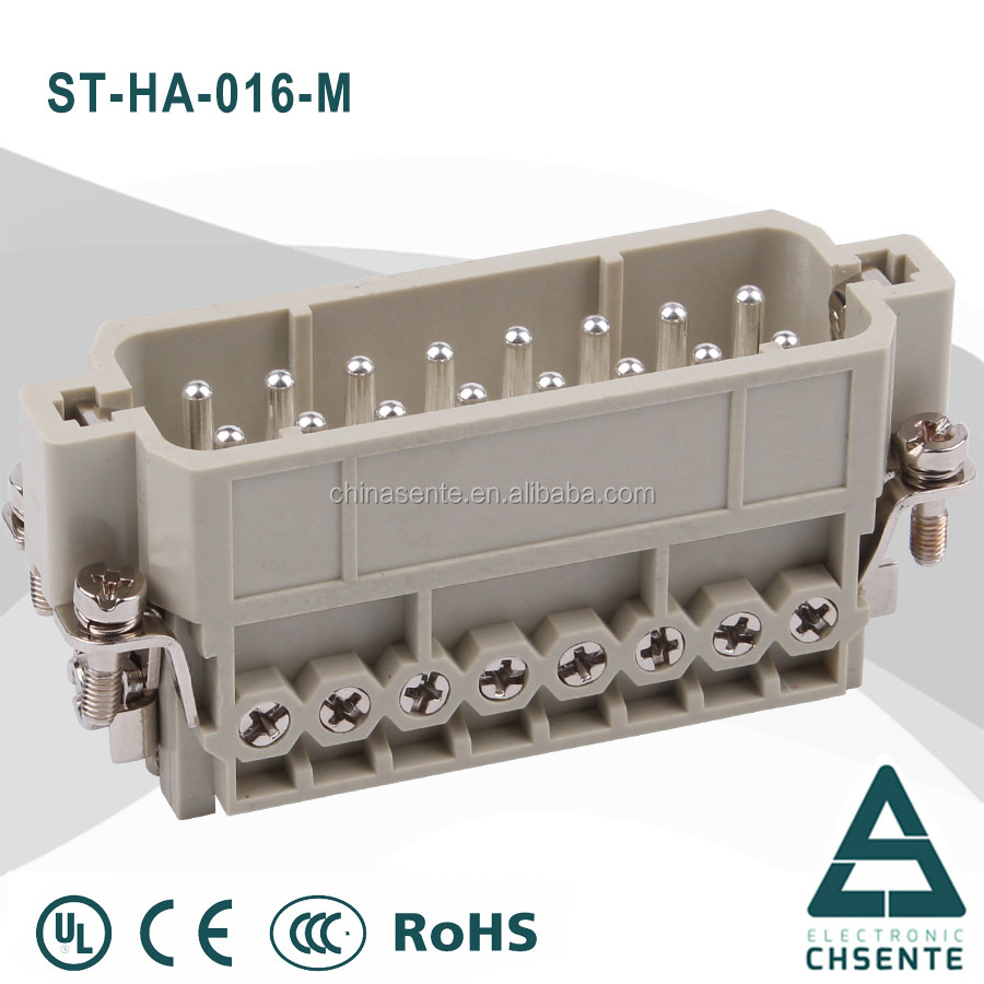 Ha Series Of Wire Connectors Types Electric Motorcycle Zinc Screws Terminal  Block Connector - Buy Terminal Block Connector,Wire Connectors Types,Zinc