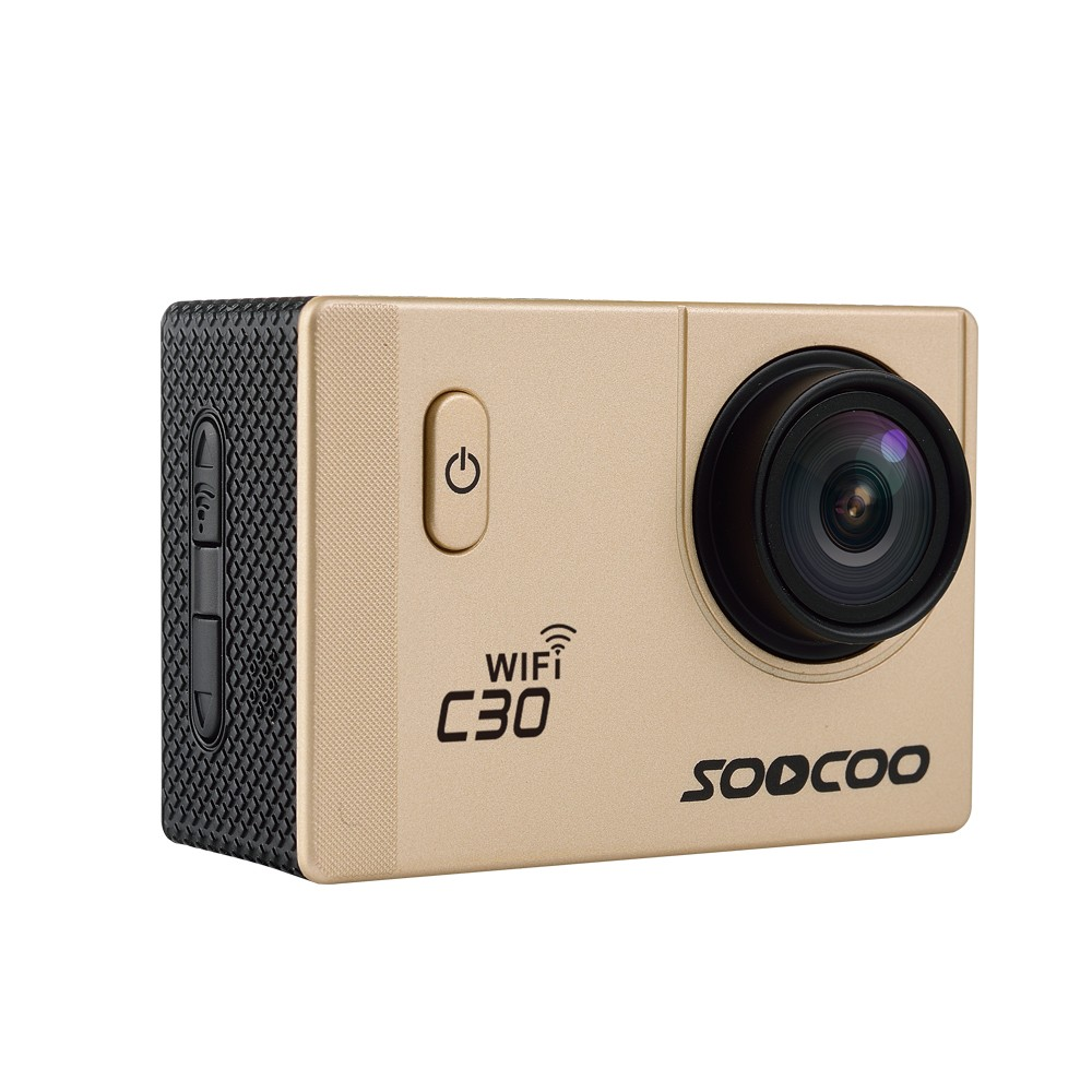SOOCOO C30/C30R Ultra HD 4K 25FPS WIFI Waterproof Novatek 96660 Chipset Outdoor Sport Action Camera