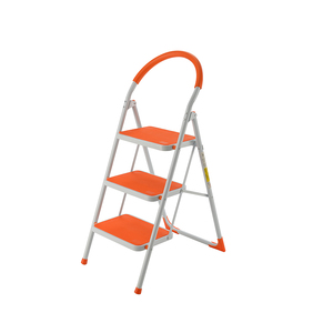 iron step ladder 3 steps
