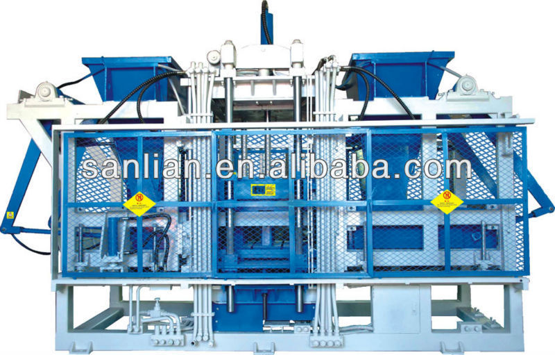 Hydraulic Interlocking Paving Cement Block Making Machine Price ...