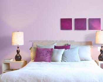 Behang Paars Slaapkamer : Moderne gestreepte paars behang behang voor thuis slaapkamer