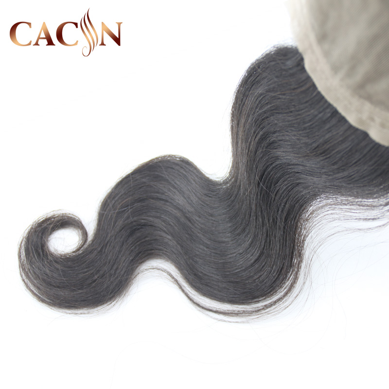 Cacin best sellers raw virgin unprocessed remy closure piece,Remy Hair Grade and Yes Virgin Hair human hair weft