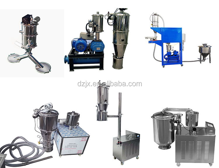 Wood Chip Sugar Grain Flour Powder Flexible Stainless Steel Pneumatic  Vacuum Pump Conveyor System Machine - Buy Vacuum Conveyor,Vacuum Conveyor