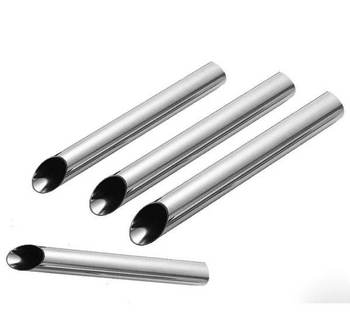 304 304L 316 316L Inox Round Section Pipe Stainless Steel Tube