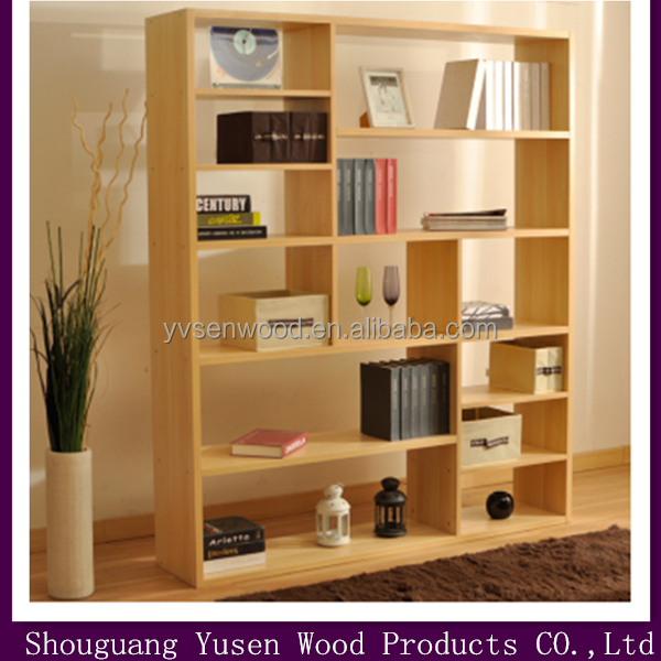 2015 Modern Mdf Used Library Bookcase